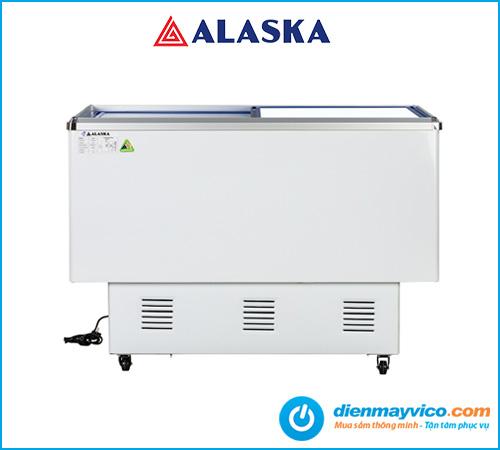 Tủ mát nằm Alaska LC-450B