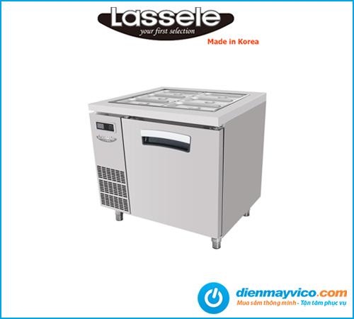 Bàn mát salad Lassele LSRT-1B-900 0.9m
