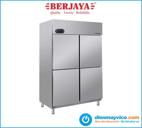 Tủ mát 4 cánh Berjaya BS4DUC/Z nhập khẩu giá tốt