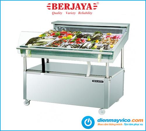 Tủ mát trưng bày hải sản Berjaya FDC4 1m2