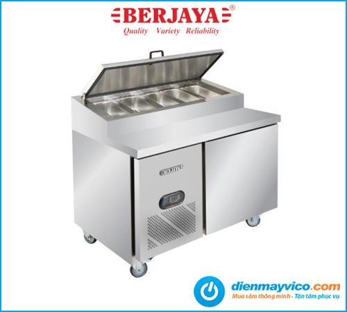 Bàn mát pizza Berjaya BS1D/PCF4/Z 1m2