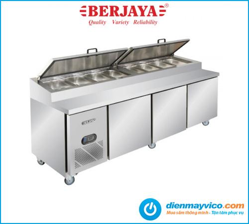 Bàn mát pizza Berjaya BS3D/PCF8/Z 2m4