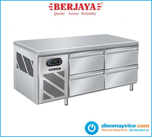 Bàn mát 4 ngăn kéo Berjaya BS4DR/C1850/2