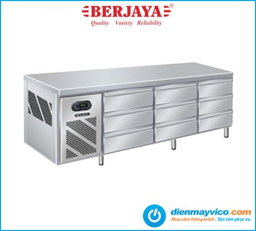 Bàn mát 9 ngăn kéo Berjaya BS9DR/C2535/3