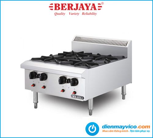 Bếp Âu 4 họng Berjaya OB4-17 nhập khẩu giá tốt