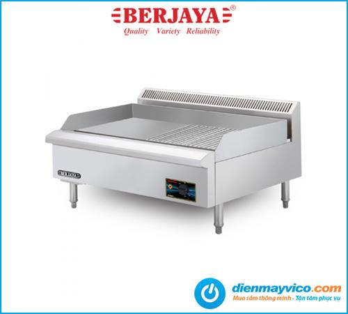 Bếp chiên nửa phẳng nửa nhám Berjaya EG5250HR-17 dùng điện