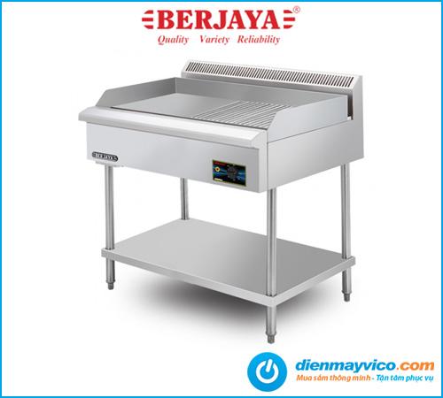Bếp chiên nửa phẳng nửa nhám Berjaya EG5250HRFS-17 dùng điện