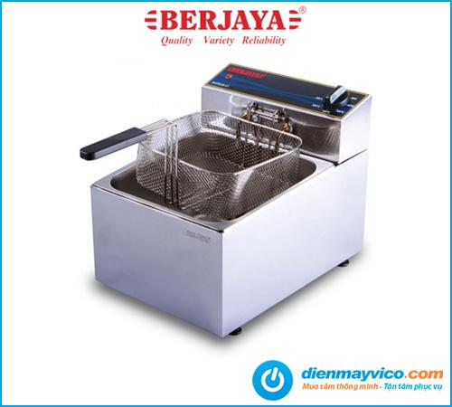 Bếp chiên nhúng Berjaya DF23S1B-17 dùng điện