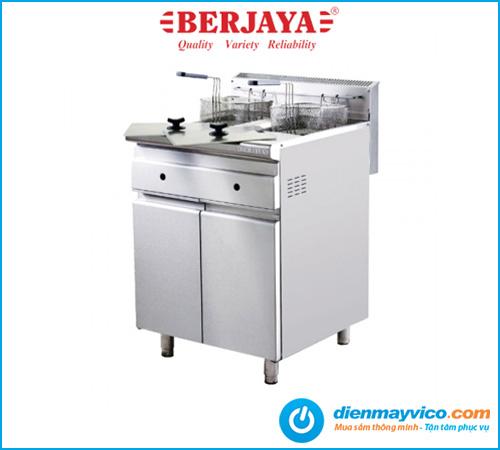 Bếp chiên nhúng Berjaya FSGDF11D dùng gas
