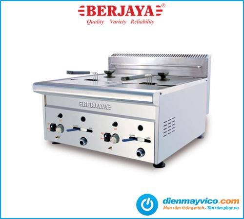 Bếp chiên nhúng Berjaya GDF11D dùng gas