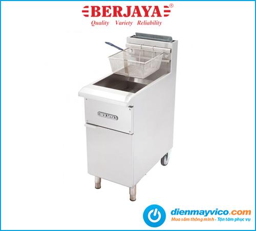 Bếp chiên nhúng Berjaya GDFE1BFS-17 dùng gas