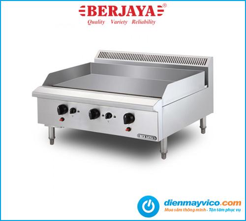 Bếp chiên phẳng Berjaya GG3B-17 dùng gas