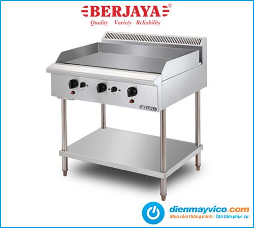 Bếp chiên phẳng Berjaya GG3BFS-17 dùng gas