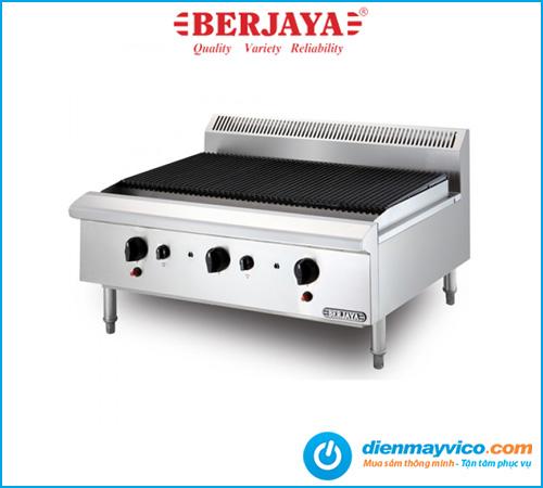 Bếp nướng gang nhân tạo Berjaya CB3B-17 dùng gas