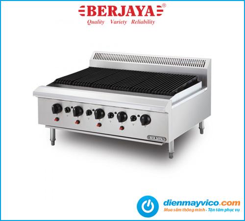 Bếp nướng gang nhân tạo Berjaya CB5B-17 dùng gas