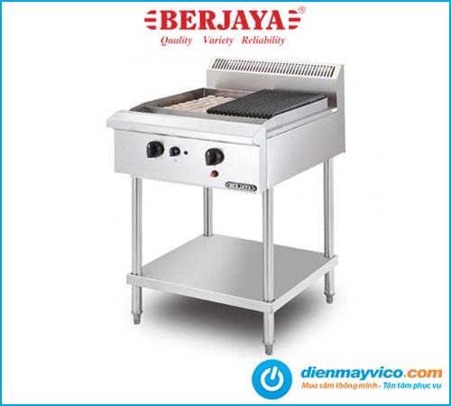 Bếp nướng than đá nhân tạo Berjaya CRB2BFS-17 dùng gas