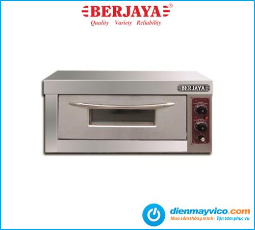 Lò nướng 1 tầng 1 khay Berjaya BJY-E3KW-1BD dùng điện