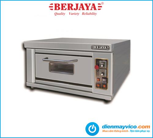 Lò nướng 1 tầng 1 khay Berjaya BJY-G30-1BD dùng gas