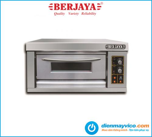 Lò nướng 1 tầng 2 khay Berjaya BJY-G60-1BD dùng gas