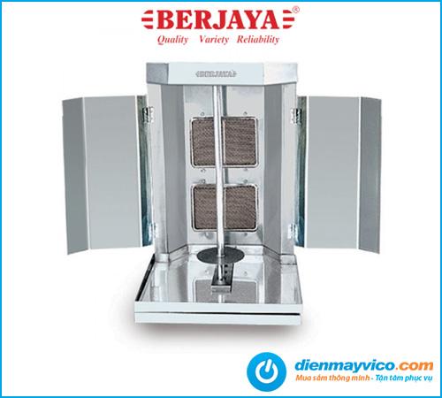 Lò nướng thịt kebab Berjaya KM2 dùng gas
