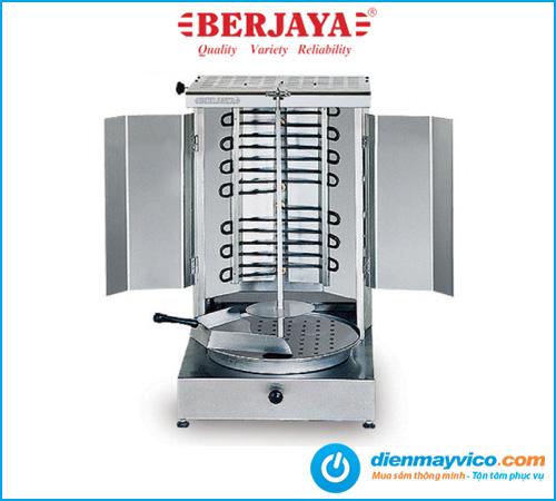 Lò nướng thịt kebab Berjaya KM2H dùng điện