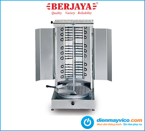 Lò nướng thịt kebab Berjaya KM3H dùng điện