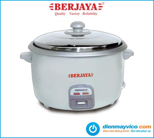 Nồi cơm công nghiệp Berjaya BJY-ERC64-N dùng điện