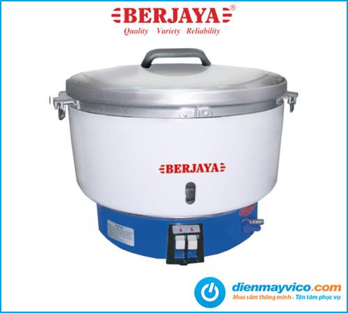 Nồi cơm công nghiệp Berjaya BJY-GRC40 dùng gas