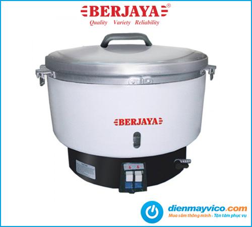 Nồi cơm công nghiệp Berjaya BJY-GRC60 dùng gas