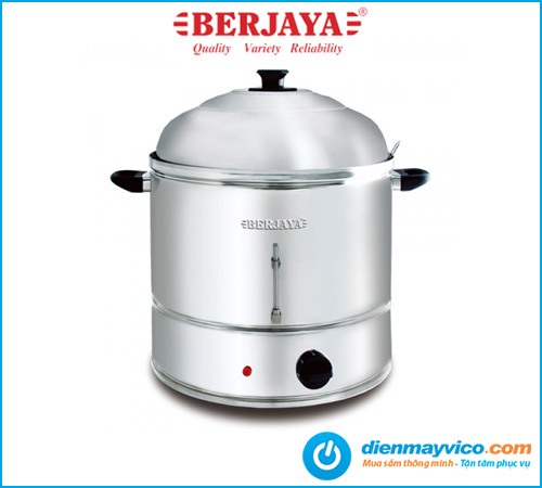 Nồi hấp Berjaya ECS46SSC dùng điện
