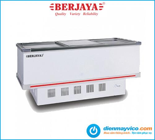 Tủ đông kính phẳng Berjaya BJY-IFGD718