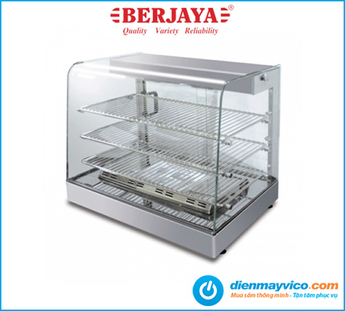 Tủ trưng bày giữ nóng thực phẩm Berjaya FW-5G