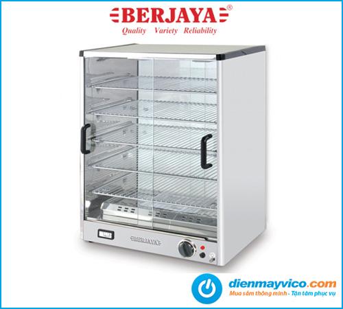 Tủ trưng bày giữ nóng thực phẩm Berjaya NFW50-2