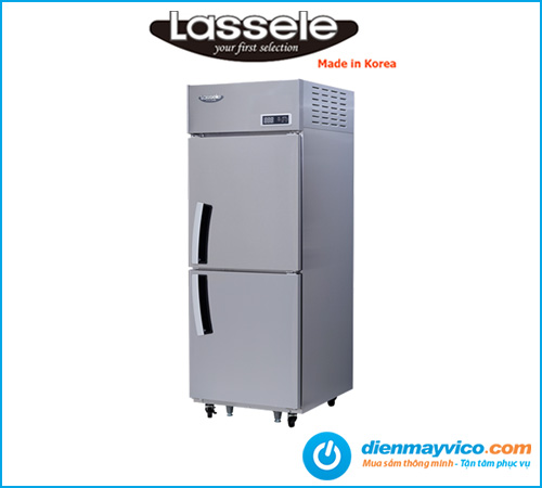 Tủ mát 2 cánh Lassele LR-681PC