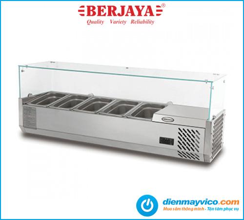 Tủ mát trưng bày Salad Berjaya BJY-SALAD1200