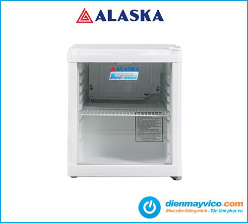 Tủ mát mini Alaska LC-50 - Bảo hành chính hãng 24 tháng, Giá tốt.