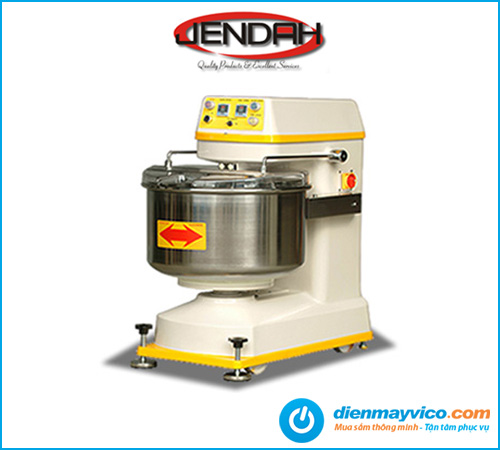 Máy trộn bột xoắn Jendah SPM-50 130 Lít