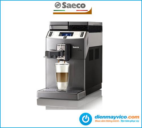 Máy pha cà phê Saeco Lirika OTC - Nhập khẩu chính hãng Romania.
