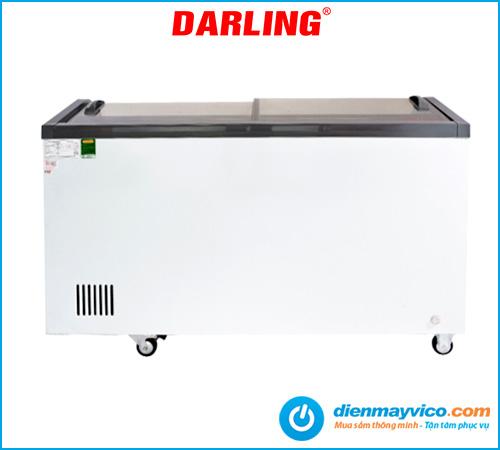 Tủ đông mặt kính Darling Inverter DMF-7079ASKI