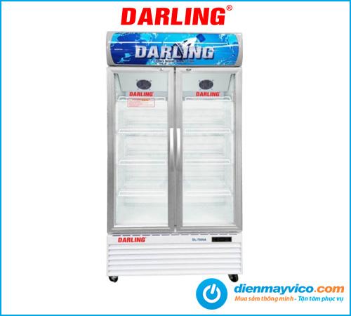 Tủ mát Darling 2 cánh kính DL-12000A