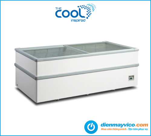 Tủ đông The Cool REBECCA TC150ISE