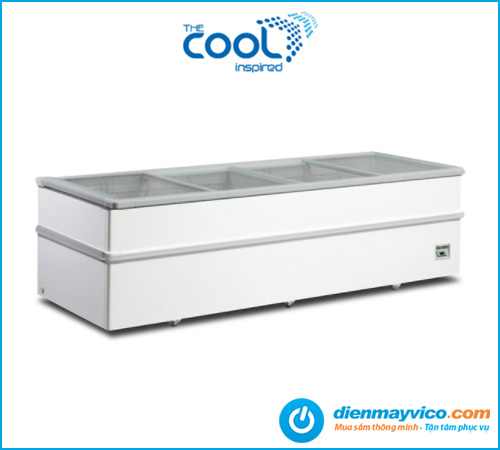 Tủ đông The Cool REBECCA TC250ISE
