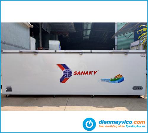 Thanh lý tủ đông Sanaky VH-1199HY 900 lít mới 99%