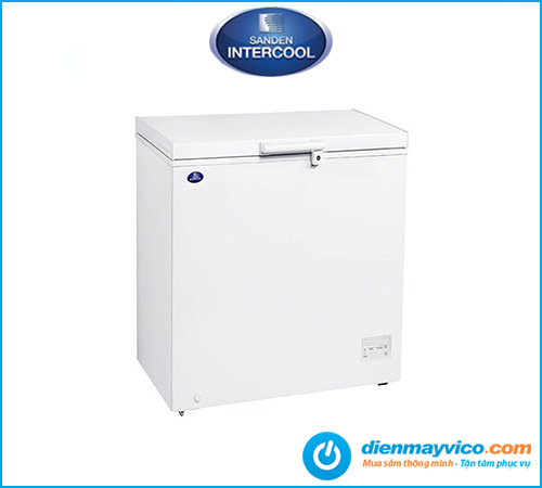 Tủ đông Sanden Intercool SNH-0105 100 Lít