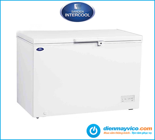 Tủ đông Sanden Intercool SNH-0455 400 Lít