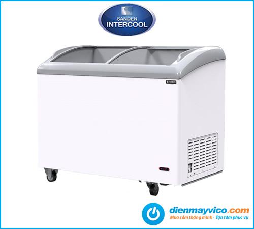 Mua tủ đông kính lùa Sanden Intercool SNC-0355 330 Lít giá tốt