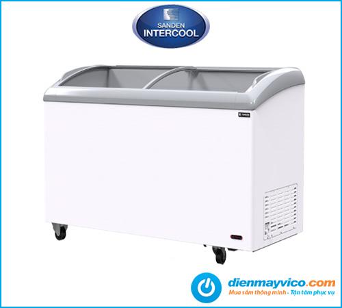 Mua tủ đông kính lùa Sanden Intercool SNC-0515 520 Lít giá tốt