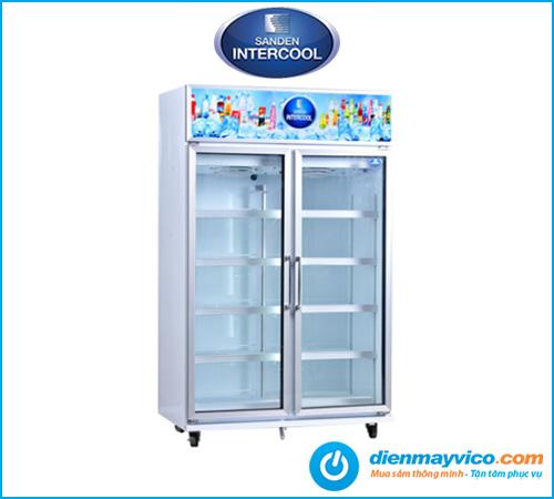 Tủ mát Sanden Intercool SDC-1000AY 1040 Lít