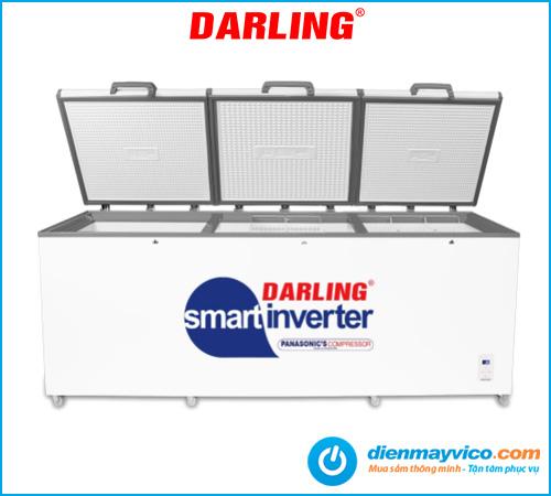 Tủ đông Darling Inverter DMF-1579ASI giá rẻ | Bảo hành chính hãng