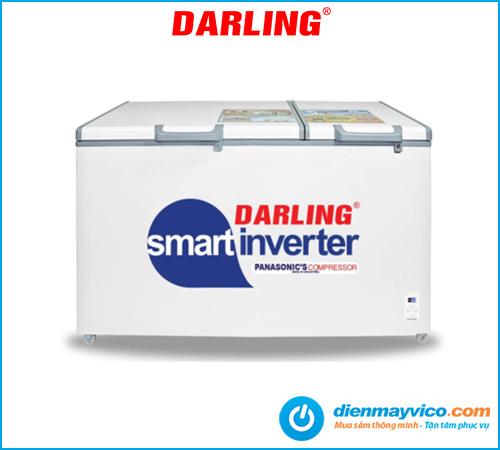 Tủ đông Darling Inverter DMF-7779ASI giá tốt | Bảo hành 24 tháng.